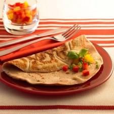 "Booster omelette ""Basquaise"" style"